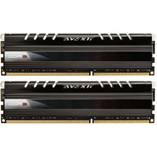 16GB Avexir Core Series orange LED DDR3-2133 DIMM CL11 Dual Kit