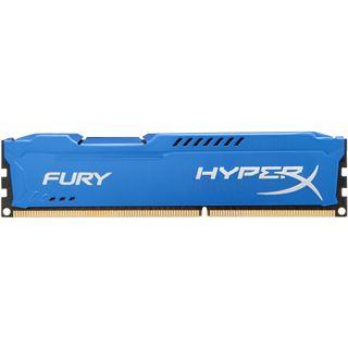 4GB HyperX FURY blau DDR3-1333 DIMM CL9 Single