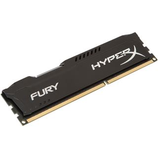 8GB HyperX FURY schwarz DDR3-1333 DIMM CL9 Single