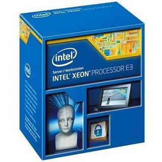Intel Xeon E3-1231v3 4x 3.40GHz So.1150 BOX