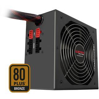 600 Watt Sharkoon WPM600 Modular 80+ Bronze
