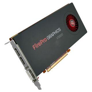 2GB Sapphire FirePro 3D V5900 Aktiv PCIe 2.1 x16 (Retail)