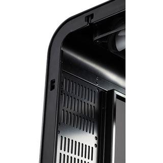 Cooltek UMX2 mit Sichtfenster Midi Tower ohne Netzteil schwarz