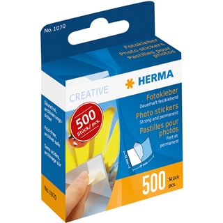 Herma Fotokleber im Kartonspender 500 Stück