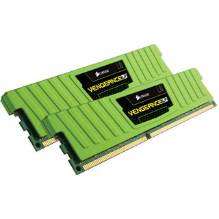 8GB Corsair Vengeance Low Profile grün DDR3-2133 DIMM CL11 Dual