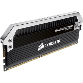 8GB Corsair Dominator Platinum Series DDR3-1600 DIMM CL7 Dual Kit