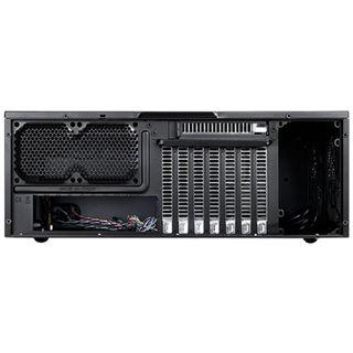 Silverstone Grandia GD09B Desktop ohne Netzteil schwarz