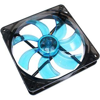 Cooltek Silent Fan 140 Blue 140x140x25mm 900 U/min 13.9 dB(A)