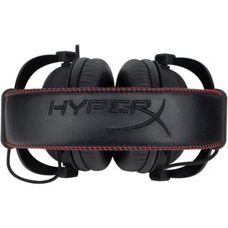 HyperX Cloud schwarz/rot