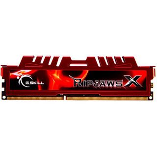 4GB G.Skill RipJawsX DDR3-1600 DIMM CL9 Single
