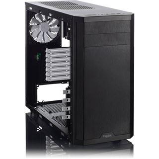 Fractal Design Core 3500 mit Sichtfenster Midi Tower ohne Netzteil