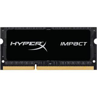 8GB HyperX Impact DDR3L-1600 SO-DIMM CL9 Single
