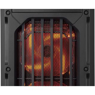 Corsair Carbide SPEC-03 LED orange mit Sichtfenster Midi Tower ohne