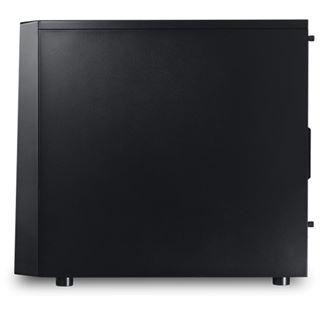 BitFenix Neos Midi Tower ohne Netzteil schwarz/rot