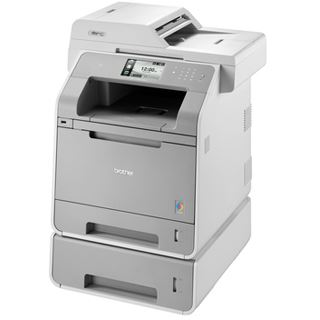 Brother MFC-L9550CDWT Farblaser Drucken/Scannen/Kopieren/Faxen