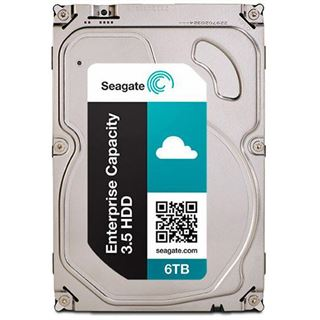 6000GB Seagate Enterprise Capacity 3.5 HDD ST6000NM0004 128MB