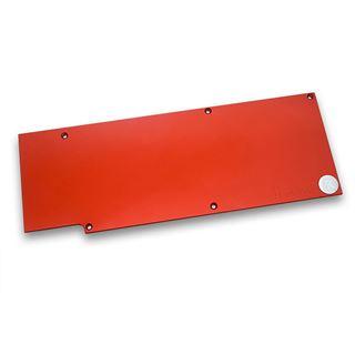 EK Water Blocks FC R9 290X rot Backplate für Radeon R9 290X