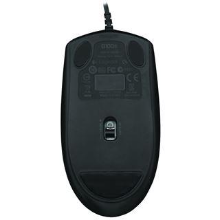 Logitech G100s USB schwarz/weiß (kabelgebunden)