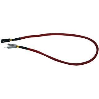 Xilence 30cm rotes Verlängerungskabel für 2-Pin