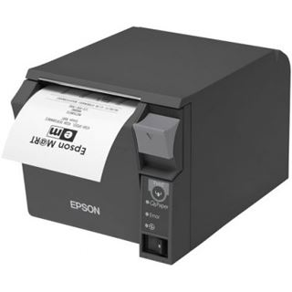 Epson TM-T70II dunkelgrau C31CD38032A0 Thermotransfer Drucken