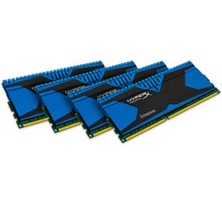 16GB HyperX Predator T2 DDR3-1866 DIMM CL9 Quad Kit