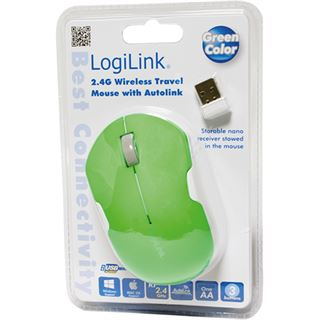 LogiLink ID0123 USB gruen (kabellos)