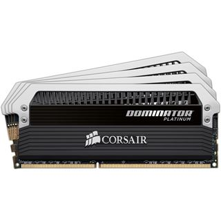 32GB Corsair Dominator Platinum DDR3-2400 DIMM CL11 Quad Kit
