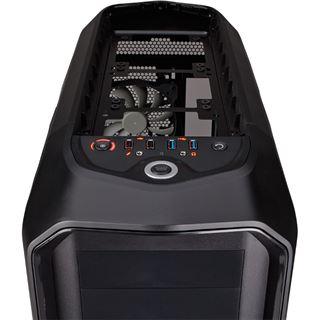 Corsair Graphite 780T schwarz mit Sichtfenster Big Tower ohne