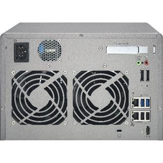 QNAP Turbo Station TS-670 Pro-16G ohne Festplatten