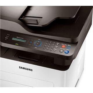 Samsung Xpress M2875FD/PLU S/W Laser Drucken/Scannen/Kopieren/Faxen