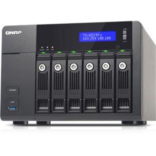 QNAP Turbo Station TS-653 Pro ohne Festplatten