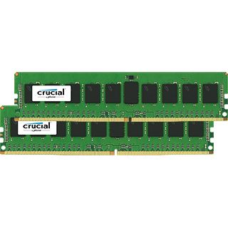 8GB Crucial CT2K4G4DFS8213 DDR4-2133 DIMM CL15 Dual Kit