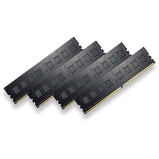 32GB G.Skill Value DDR4-2400 DIMM CL15 Quad Kit