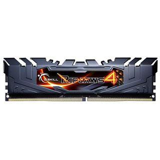 16GB G.Skill RipJaws 4 schwarz DDR4-2133 DIMM CL15 Quad Kit