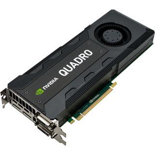 8GB PNY Quadro K5200 Aktiv PCIe 3.0 x16 (Retail)