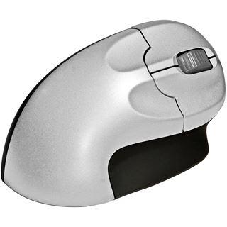 BakkerElkhuizen Grip USB schwarz/silber (kabellos)