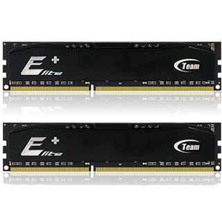 16GB TeamGroup Elite Plus Series schwarz DDR3-1600 DIMM CL11 Dual Kit