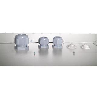 Digitus Wandschrank 16HE 600x450mm, grau, Outdoor IP55