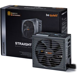 500 Watt be quiet! Straight Power 10 CM Modular 80+ Gold