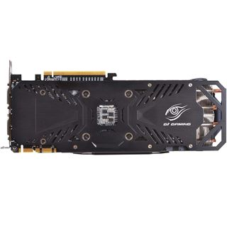 4GB Gigabyte GeForce GTX 970 Gaming G1 Aktiv PCIe 3.0 x16 (Retail)