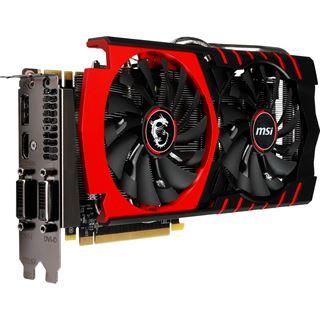 4GB MSI GeForce GTX 970 Gaming 4G Aktiv PCIe 3.0 x16