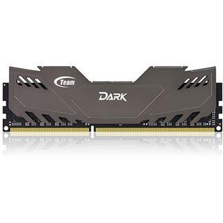 8GB TeamGroup Dark Series grau DDR3-2400 DIMM CL11 Dual Kit