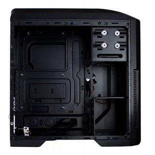 Antec GX500 mit Sichtfenster Midi Tower ohne Netzteil schwarz