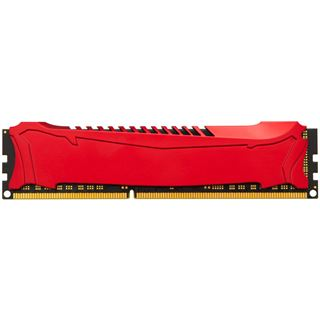 4GB HyperX Savage rot DDR3-2400 DIMM CL11 Single