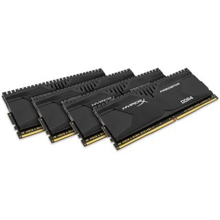 16GB HyperX Predator DDR4-2666 DIMM CL13 Quad Kit