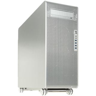 Lian Li PC-V1000LA Big Tower ohne Netzteil silber