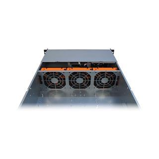 Inter-Tech IPC 3U-30255 Server Rack ohne Netzteil schwarz