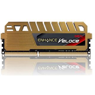 16GB GeIL Enhance Veloce DDR3-1600 DIMM CL9 Dual Kit