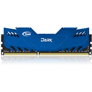 8GB TeamGroup Dark Series blau DDR3-2400 DIMM CL11 Dual Kit