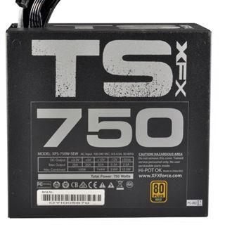 750 Watt XFX TS Non-Modular 80+ Gold
